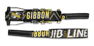 Gibbon Slackline Jib Line X13 + Ratchet Padding