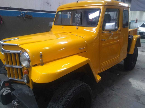 Jeep Ika Baqueano