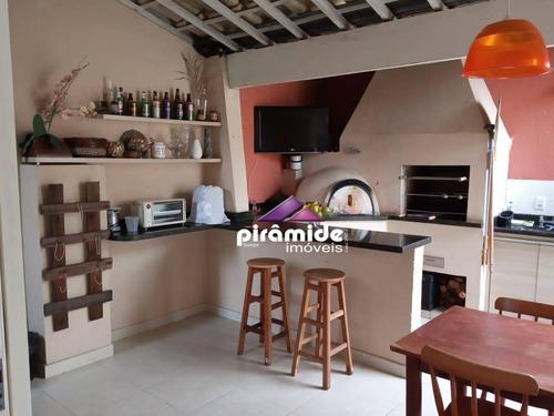 Casa À Venda, 120 M² Por R$ 600.000,00 - Jardim América - São José Dos Campos/sp - Ca5387