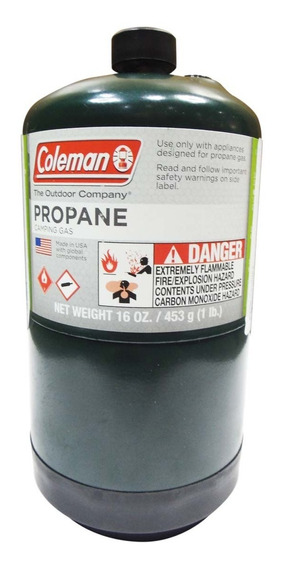 Gas Propano 465 G Ancho 5103a164t Coleman