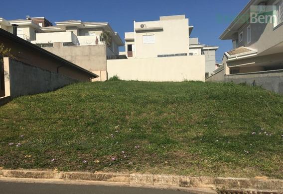 Terreno Residencial À Venda, Condomínio Moinho Do Vento, Valinhos. - Te0205