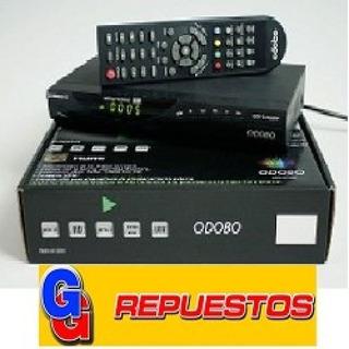 Decodificador De Seal Tv Digital Tda Sintonizador (odobo)