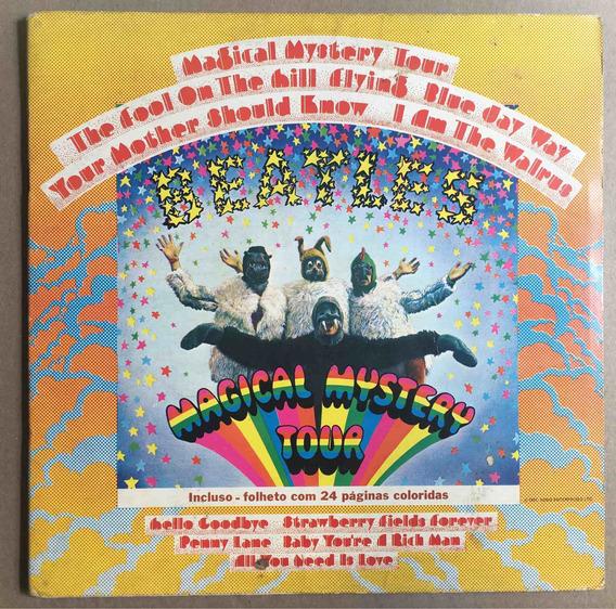 Disco Lp The Beatles Relíquia 1967 - Álbum Magical Mystery