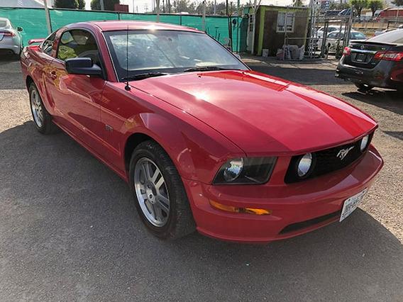 Ford Mustang 4.6 Gt Equipado Piel At Blindado Nivel 4