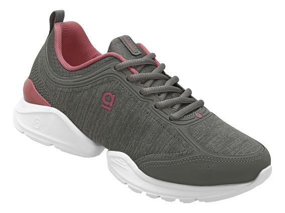 Tênis Azaleia Chunky Sneaker Sem Costura Ugly Shoes Pink