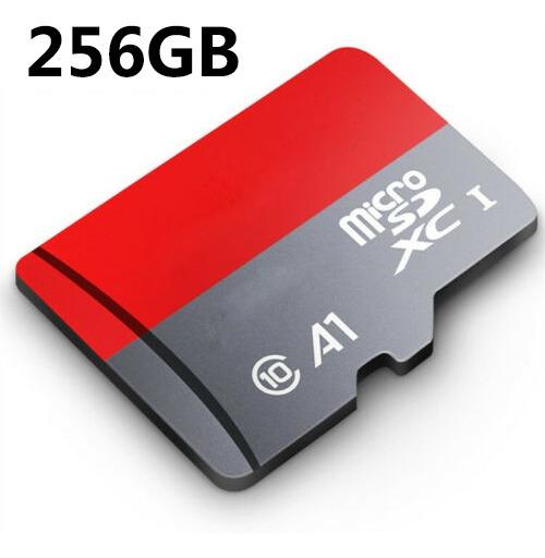 Cart?o De Memoria Micro Sd Sdhc Sdxc Class10 256gb