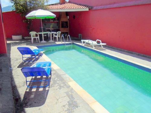 Casa Residencial À Venda, Enseada, Guarujá - Ca0505