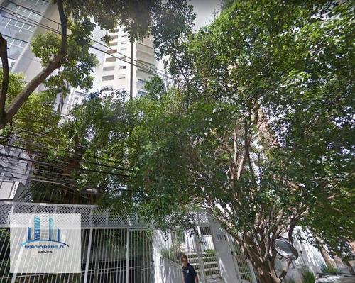 Imagem 1 de 7 de Apartamento Com 3 Dormitórios À Venda, 212 M² Por R$ 3.705.000,00 - Vila Nova Conceição - São Paulo/sp - Ap3558