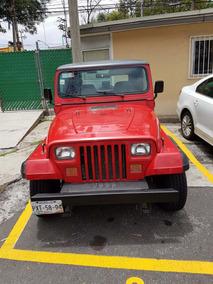 Jeep Wrangler Automatico 95