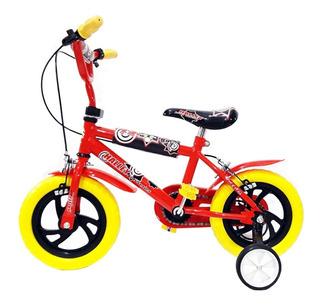Bicicleta Halley Rod12 Varon 19000 Antezana Hogar
