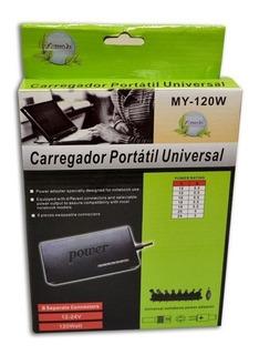 Cargador Fuente Universal Notebook De 12v A 24v Tucuman