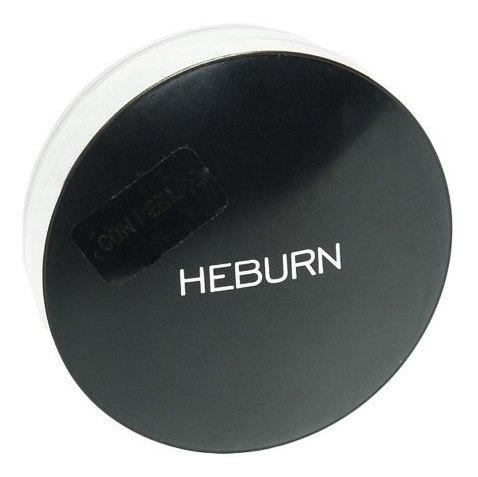 Heburn Profesional Polvo Volátil Translucido 123 Maquillaje