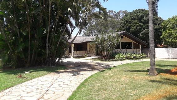 Casa Com 420m² Em Terreno De 5000m² - Villa120156