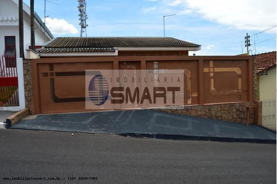 Casa Para Venda Em Pirapozinho, Centro, 3 Dormitórios, 1 Suíte, 3 Banheiros, 1 Vaga - 4149_1-1296852