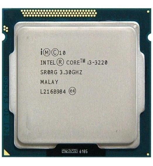 Processador I3 3220 3ª Geração 3.30ghz