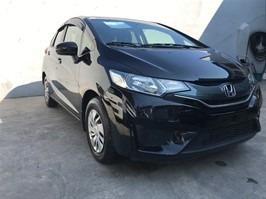 Honda Fit Negra Caja Nueva Recien Importada