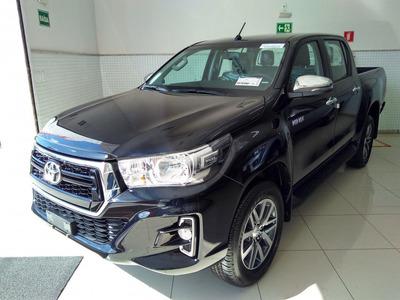 Toyota Hilux 2.7 Srv Cab. Dupla 4x2 Flex Aut. Okm