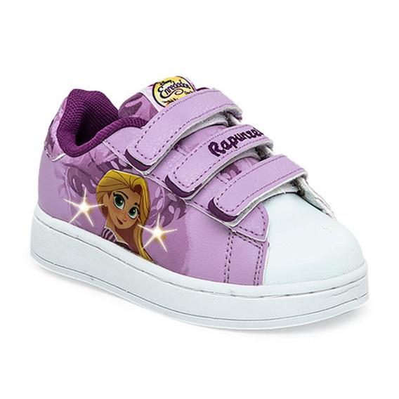 Zapatillas Disney Rapunzel Addnice Flow Con Luces Mundomania