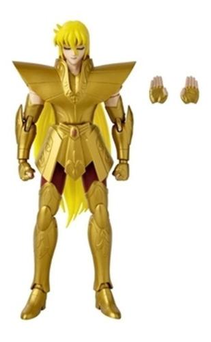 Boneco Virgo Shaka Anime Heroes - Cavaleiros Do Zodíaco