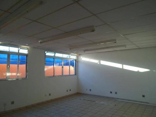 Imagem 1 de 7 de Sala Comercial Para Locação, Jardim Satélite, São José Dos Campos. - Sa0174