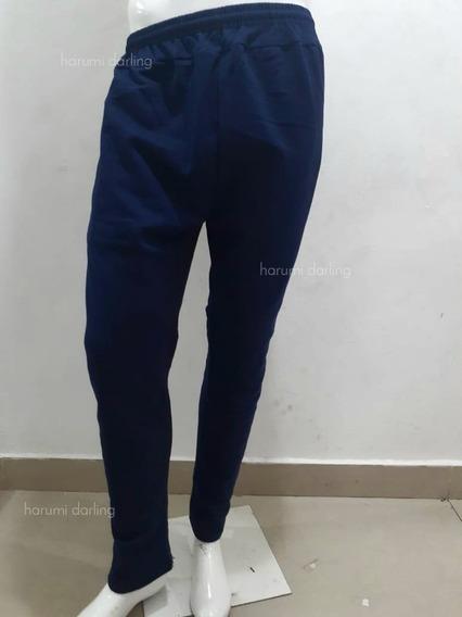 Pack X5 Pantalon De Hombre - Mujer Algodon Frizado X Mayor