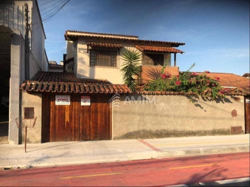 Imagem 1 de 20 de Casa Com 4 Dormitórios À Venda, 360 M² Por R$ 980.000,00 - Itaipu - Niterói/rj - Ca0754