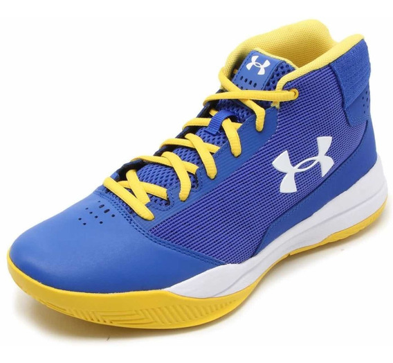 Tênis Basquete Under Armour Jet 2017 Masculino Original.