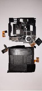 Peças S60: As 3 Câmeras, Flash, Bateria E Slot Chip E Cartão