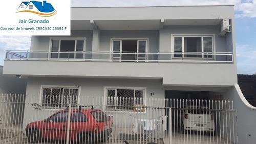 Excelente Casa Com 02 Pisos Em Camboriú No Bairro Cedro - Ca00516 - 68084548