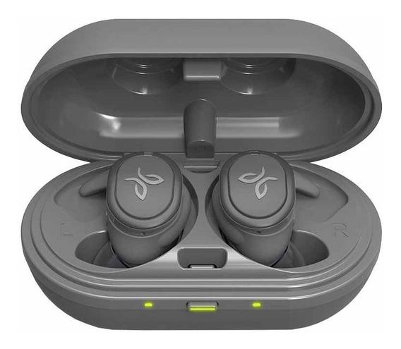 Fone Ouvido Jaybird Run Xt Prata True Wireless Pronta Entrega