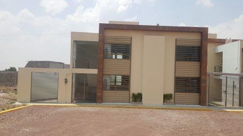 Nueva Casa Duplex En Planta Alta