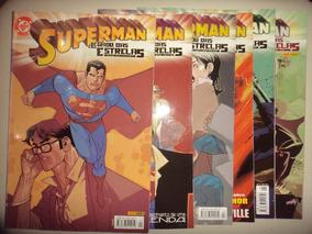Superman O Legado Das Estrelas 1 A 6 Completa Panini Otimas