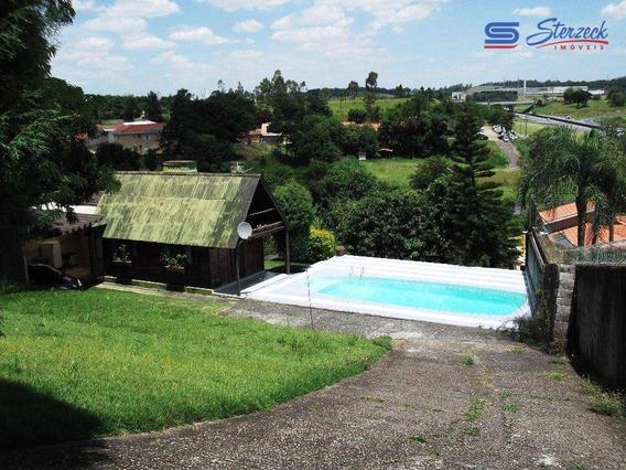 Casa À Venda, 64 M² Por R$ 500.000 - Condomínio Estância Marambaia - Vinhedo/sp - Ca1040