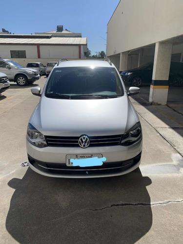 Volkswagen Spacefox 2013 1.6 Trend Total Flex I-motion 5p