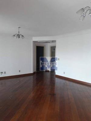 Apartamento Com 4 Dormitórios Para Alugar, 179 M² Por R$ 3.900/mês - Ap1435