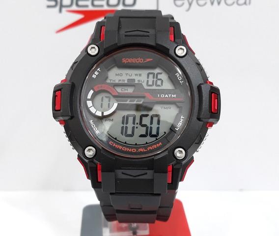 Relógio Esportivo Digital Masculino Speedo 65096g0evnp1