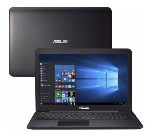 Notebook Asus Z550m Dual Core 4gb 500gb Windows 15,6