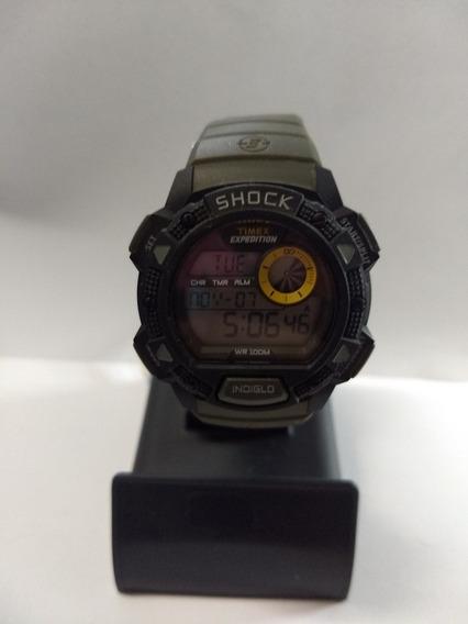 Relógio Shock Timex A Prova D