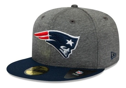 New Era 59fifty New England Patriots Nfl Gorra Cerrada 7 1/4