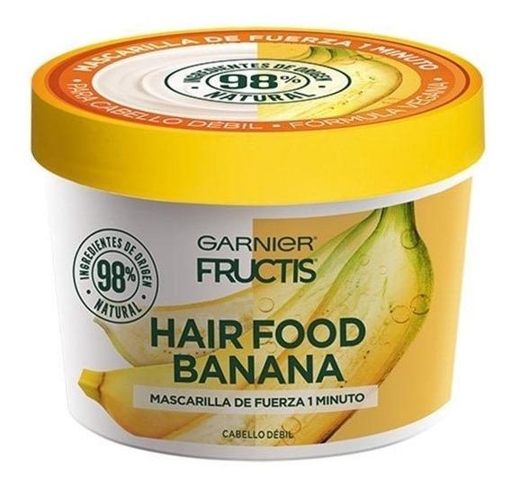 Mascarilla Reparación Capilar 1min Garnier Fructis Banana