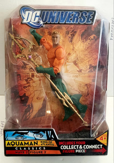 Aquaman Dc Dcuc Universe Classics Mattel