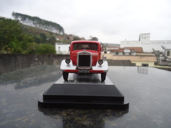 Miniatura De Caminhão Mercedes Benz L3000 Escala 1;43