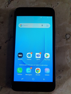Samsung Galaxy J2 Core Sm-j26 16gb Preto Semi Novo! Original