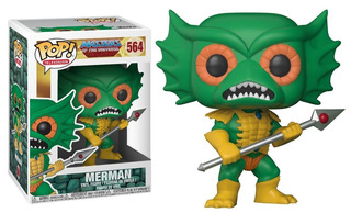 Funko Pop Merman 564 - Masters Of The Universe