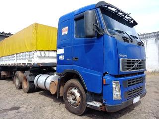 Volvo Fh12 380 Azul / Branco 2 Unidades Ano 2006 Trucado