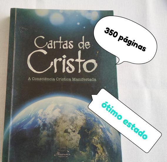 Livro Usado Cartas De Cristo Otimo Estado 350 Paginas