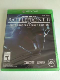 Star Wars Battlefront Ii Elite Trooper Deluxe Edition Xbox