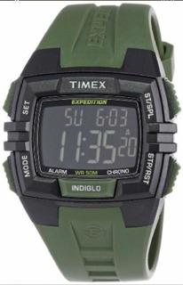 Reloj Timex Expedition Chronos Green