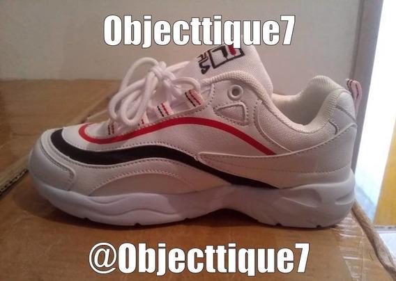 Zapatos De Dama Deportivos Fila