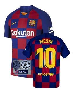 Camisa Barcelona Home Jogador 2019/2020 Original - Pronta Entrega / Assista Ao Video